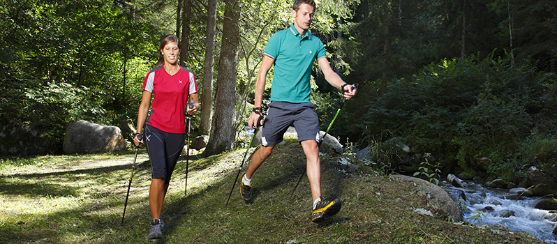 Nordic Walking - Val di Sole - Trentino